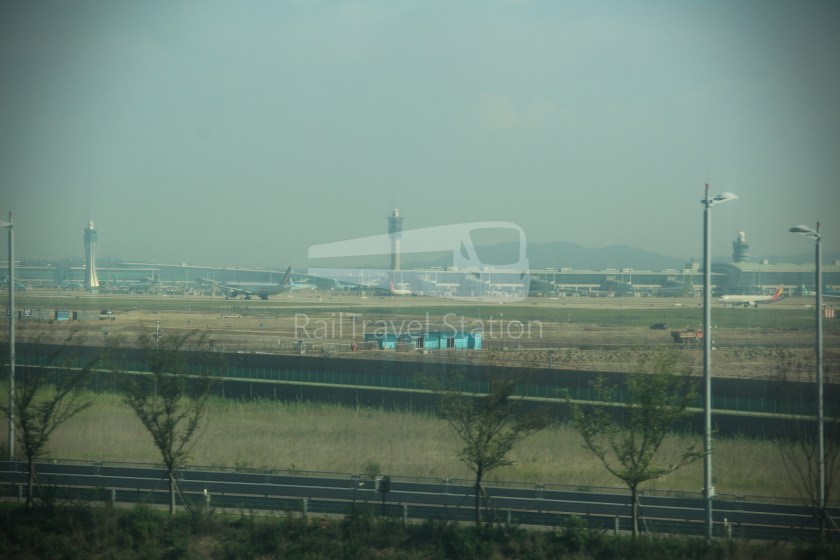 Incheon Airport Maglev Yongyu Incheon International Airport Terminal 1 017
