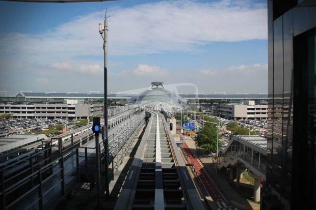 Incheon Airport Maglev Yongyu Incheon International Airport Terminal 1 026