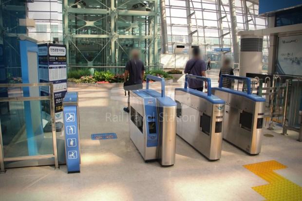 Incheon Airport Maglev Yongyu Incheon International Airport Terminal 1 039