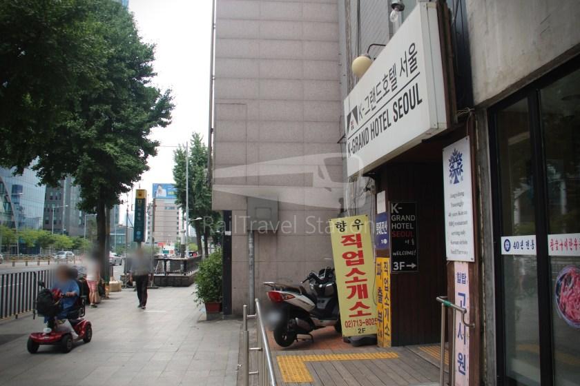 K-Grand Hotel & Guest House Seoul 004