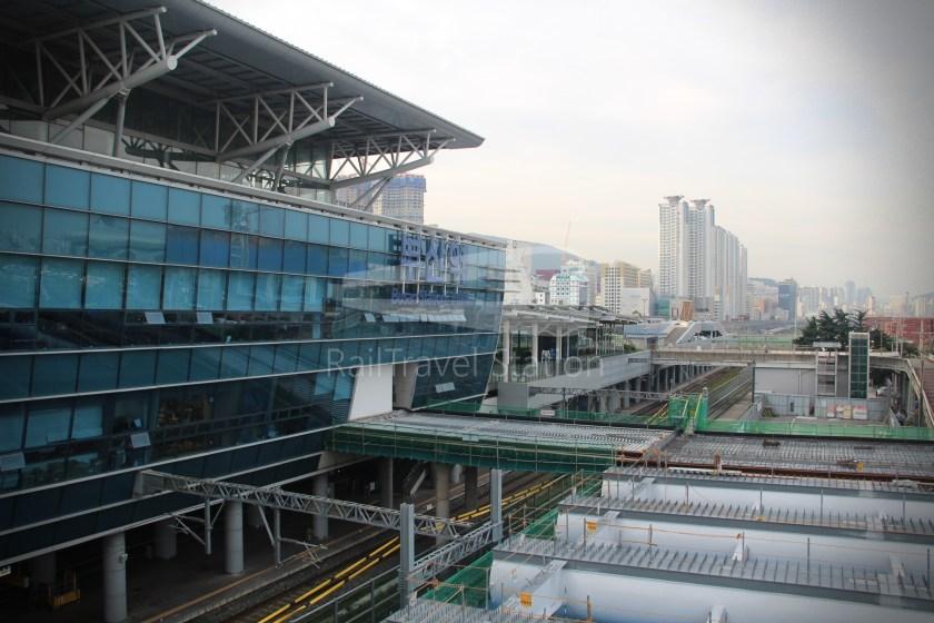 KTX 158 Busan Seoul 011
