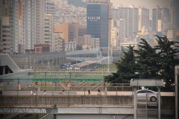 KTX 158 Busan Seoul 012
