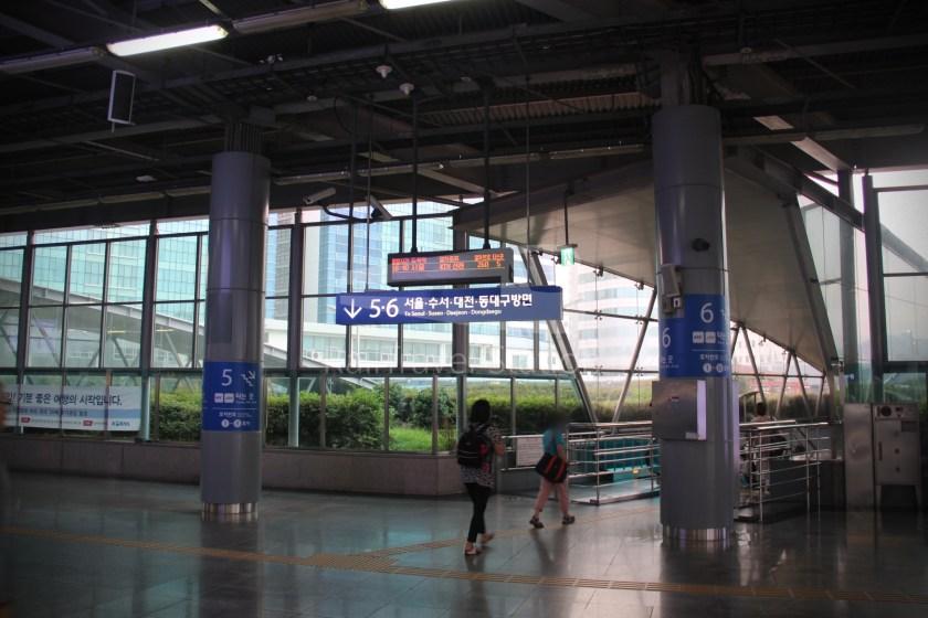 KTX 158 Busan Seoul 017