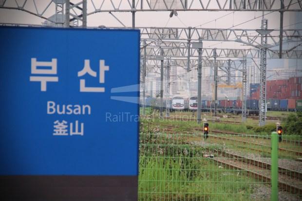 KTX 158 Busan Seoul 025