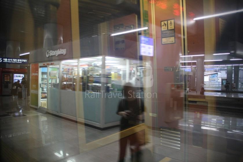 KTX 158 Busan Seoul 043