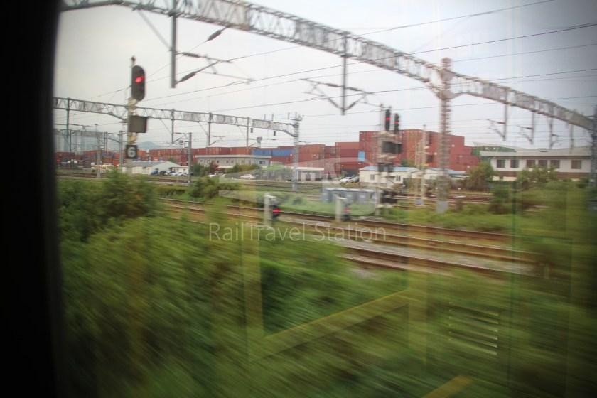 KTX 158 Busan Seoul 045