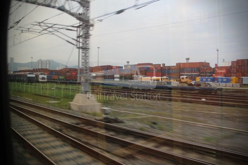 KTX 158 Busan Seoul 046