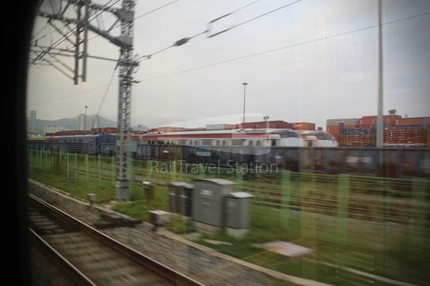 KTX 158 Busan Seoul 047