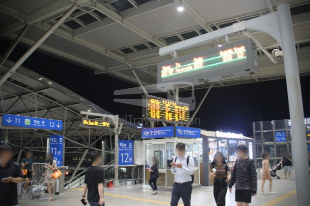 KTX 158 Busan Seoul 073