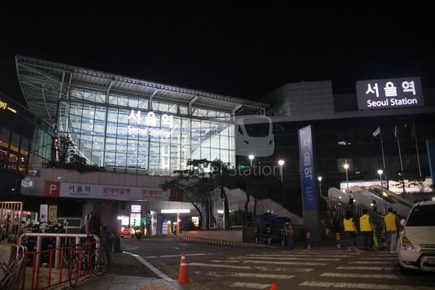 KTX 158 Busan Seoul 084