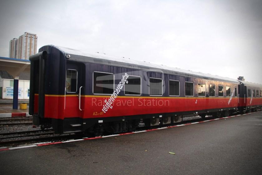 Passenger Coach J 001