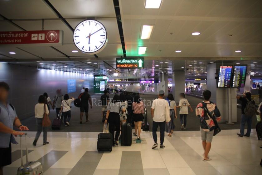 SARL City Line Phaya Thai Suvarnabhumi Airport 021