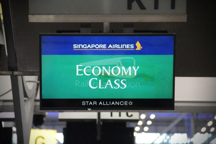 Singapore Airlines SQ983 BKK SIN 005
