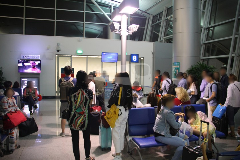 Vietnam Airlines VN408 SGN ICN 020