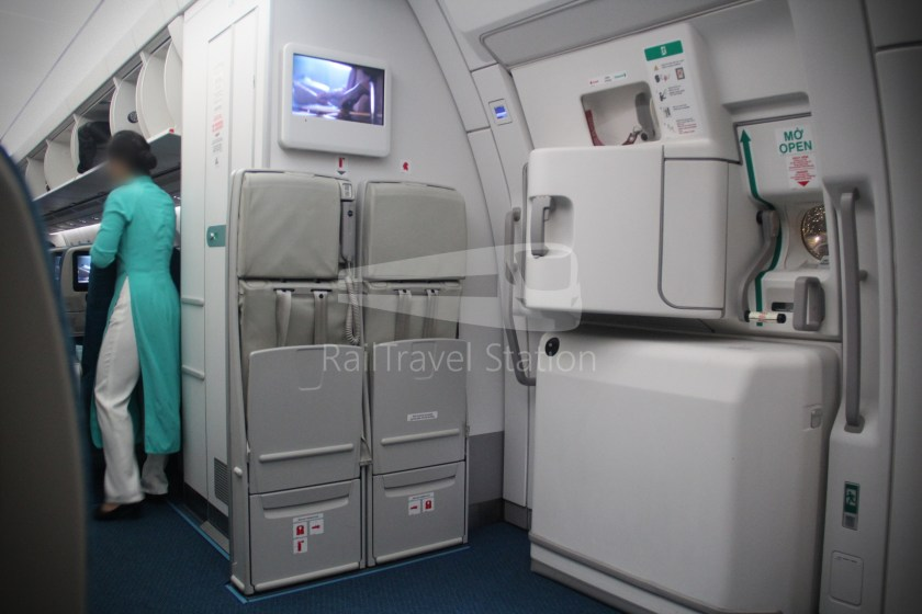 Vietnam Airlines VN408 SGN ICN 038