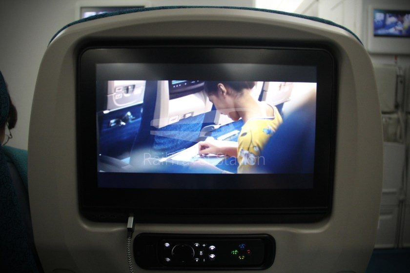 Vietnam Airlines VN408 SGN ICN 055
