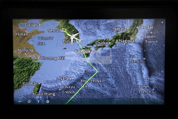 Vietnam Airlines VN408 SGN ICN 076