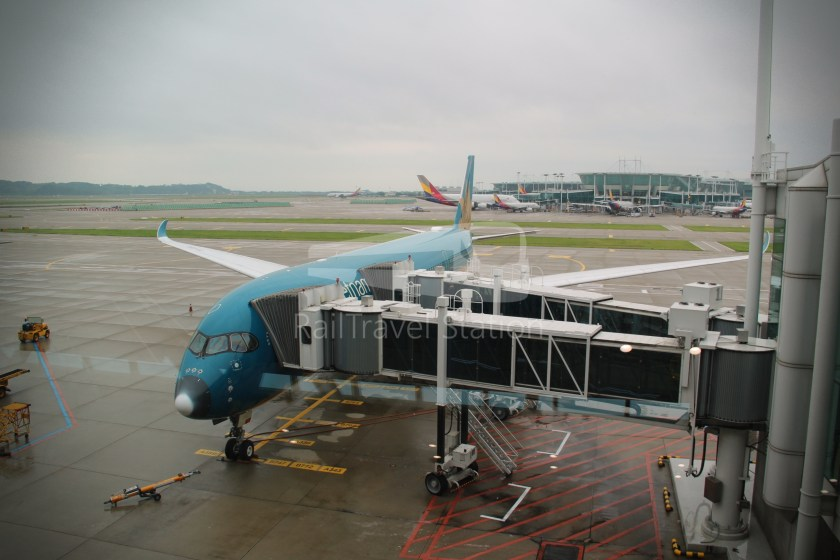 Vietnam Airlines VN409 ICN SGN 037