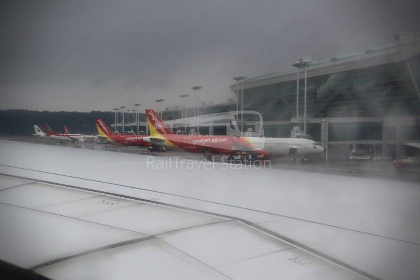 Vietnam Airlines VN409 ICN SGN 067