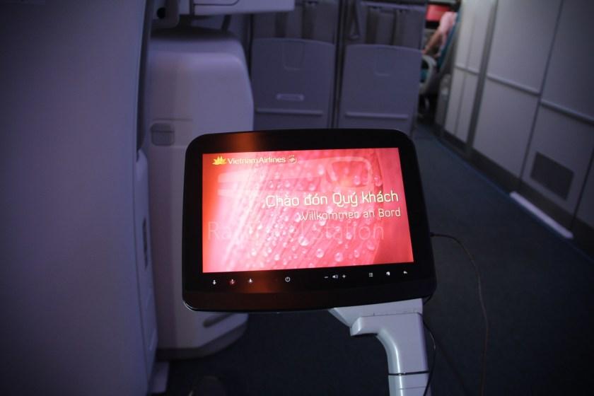 Vietnam Airlines VN409 ICN SGN 104