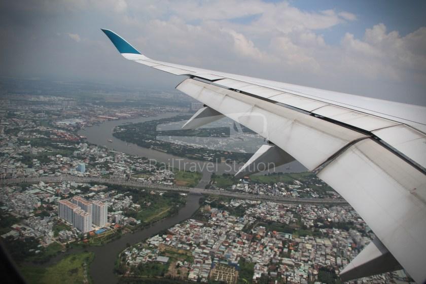 Vietnam Airlines VN409 ICN SGN 114