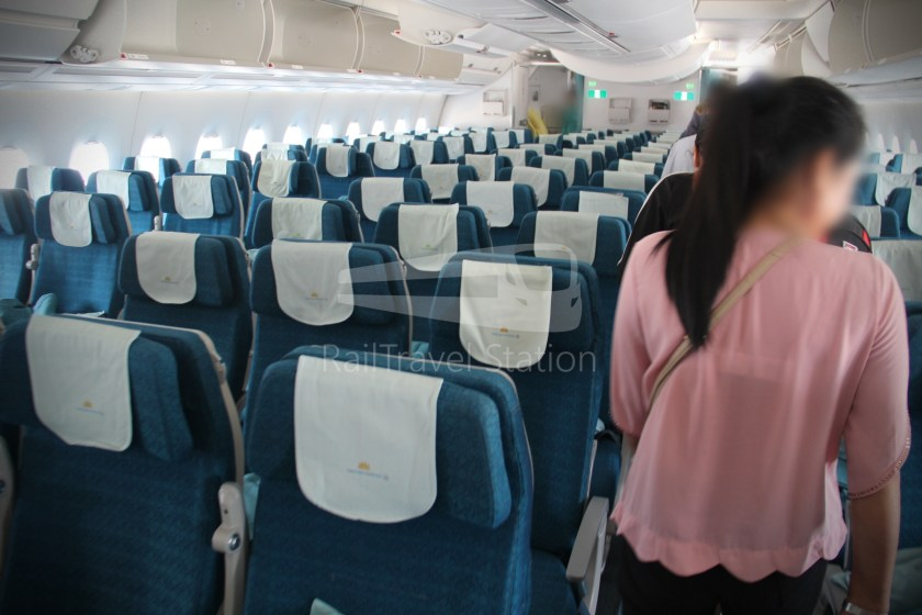 Vietnam Airlines VN409 ICN SGN 129
