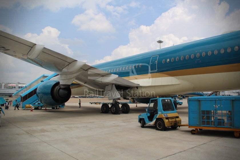 Vietnam Airlines VN409 ICN SGN 137