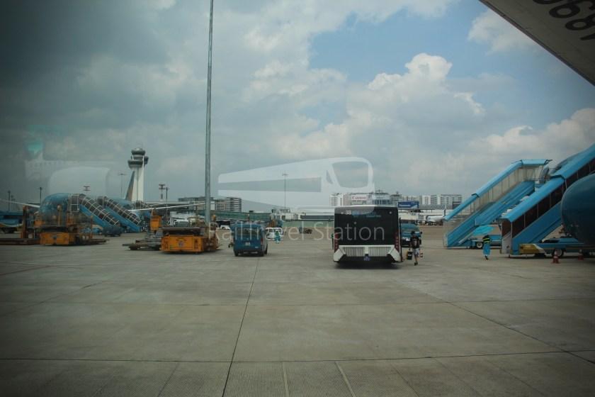 Vietnam Airlines VN409 ICN SGN 139