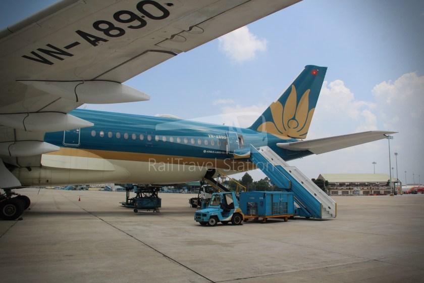 Vietnam Airlines VN409 ICN SGN 143