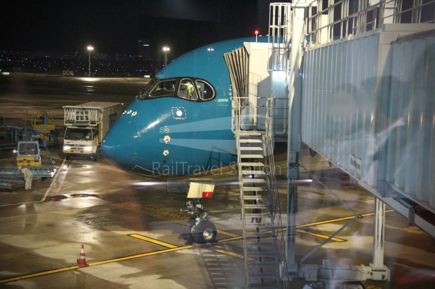 Vietnam Airlines VN656 SIN SGN for ICN 122