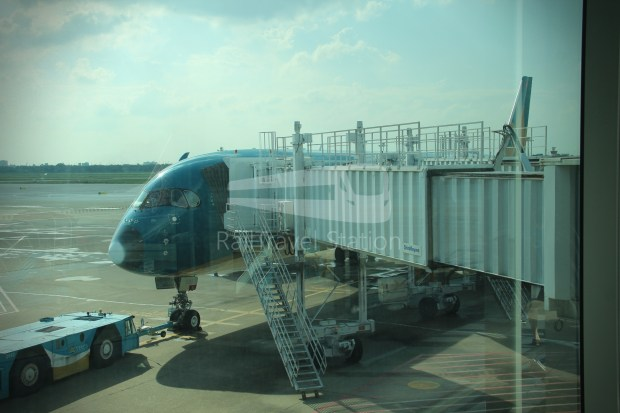Vietnam Airlines VN657 SGN SIN from ICN 017