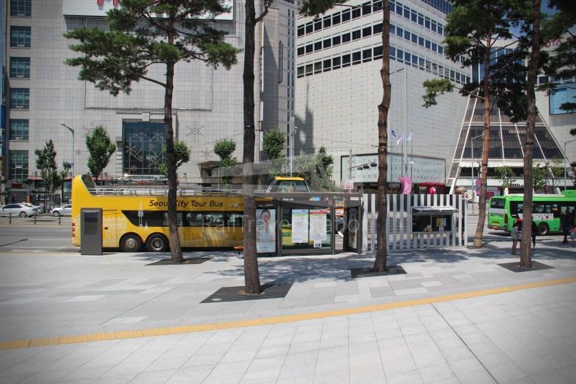 Yellow Balloon City Bus 003
