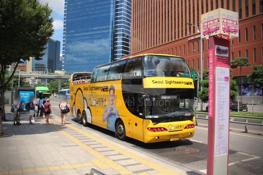 Yellow Balloon City Bus 055