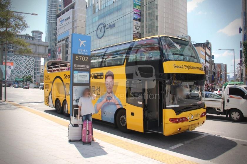 Yellow Balloon City Bus 091