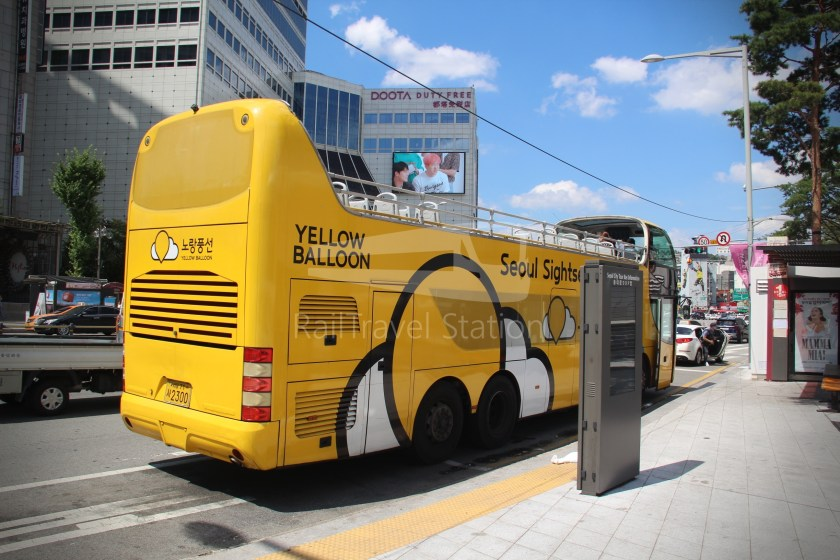 Yellow Balloon City Bus 092
