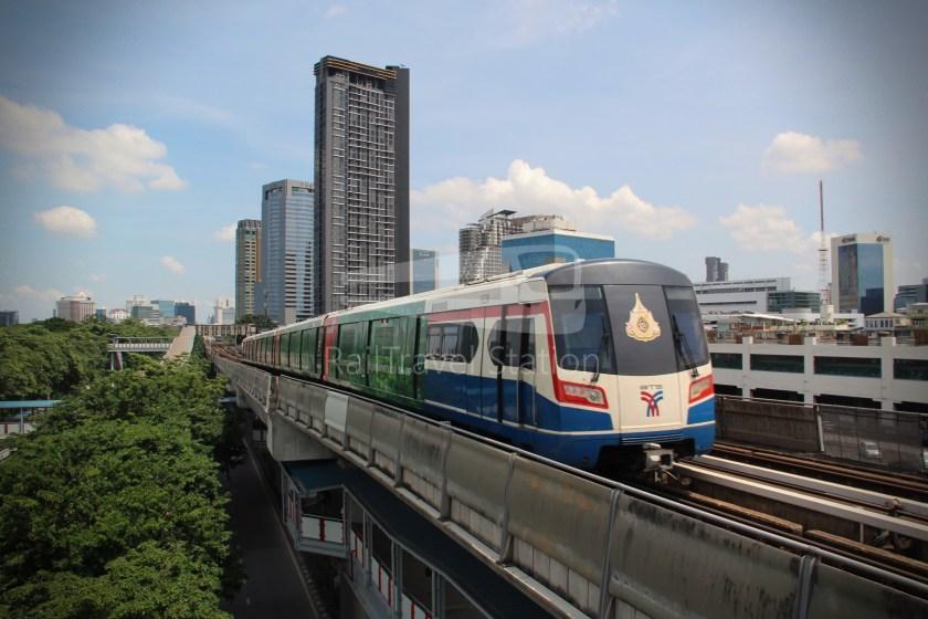 BTS Sukhumvit Line Ha Yaek Lat Phrao Extension 002