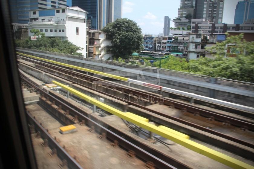 BTS Sukhumvit Line Ha Yaek Lat Phrao Extension 013