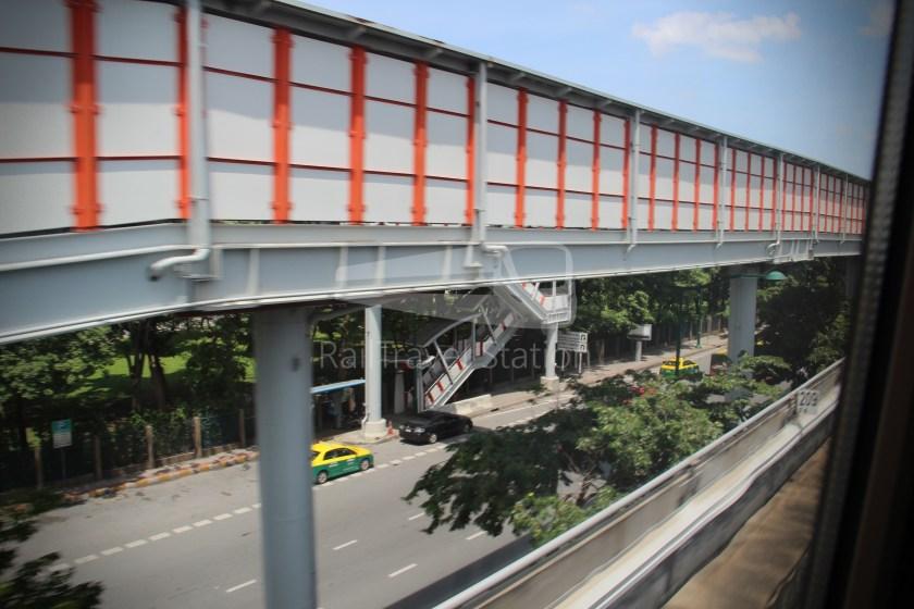 BTS Sukhumvit Line Ha Yaek Lat Phrao Extension 017