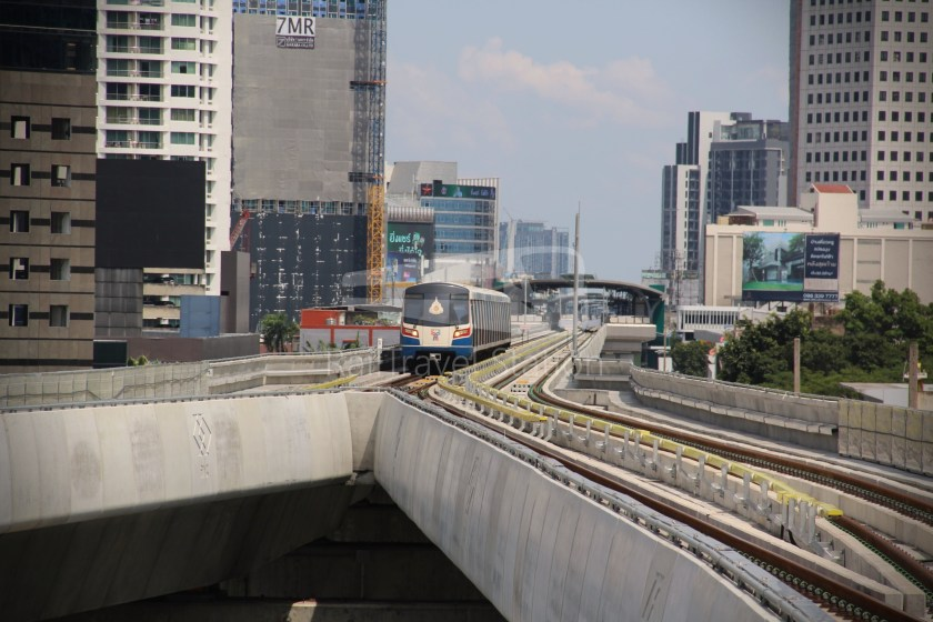 BTS Sukhumvit Line Ha Yaek Lat Phrao Extension 031