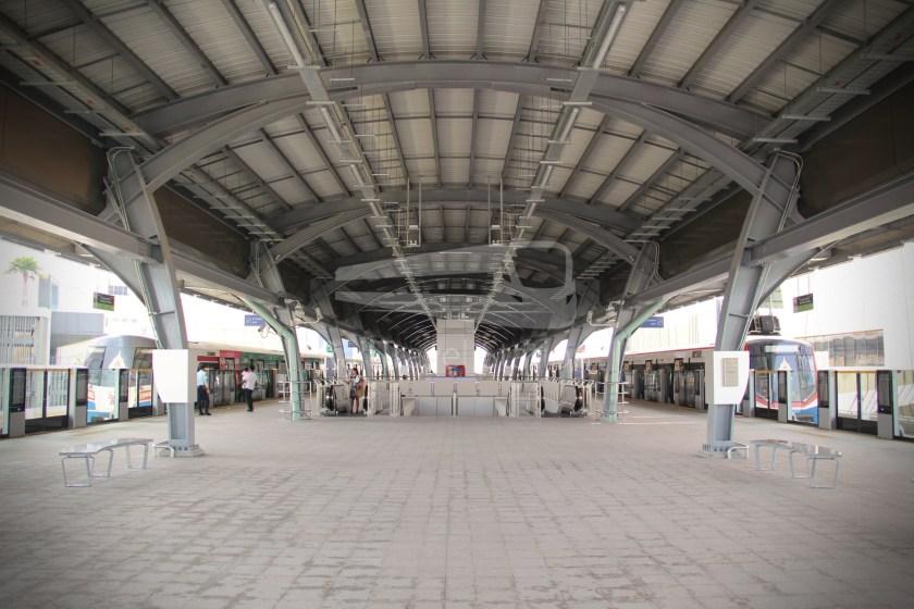 BTS Sukhumvit Line Ha Yaek Lat Phrao Extension 033