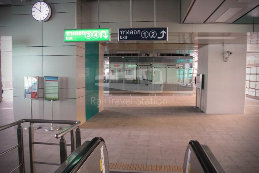 BTS Sukhumvit Line Ha Yaek Lat Phrao Extension 036