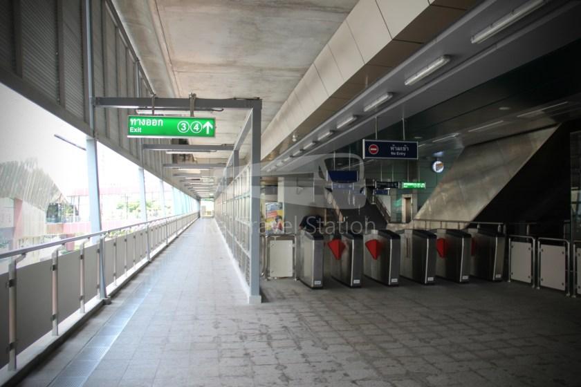 BTS Sukhumvit Line Ha Yaek Lat Phrao Extension 052