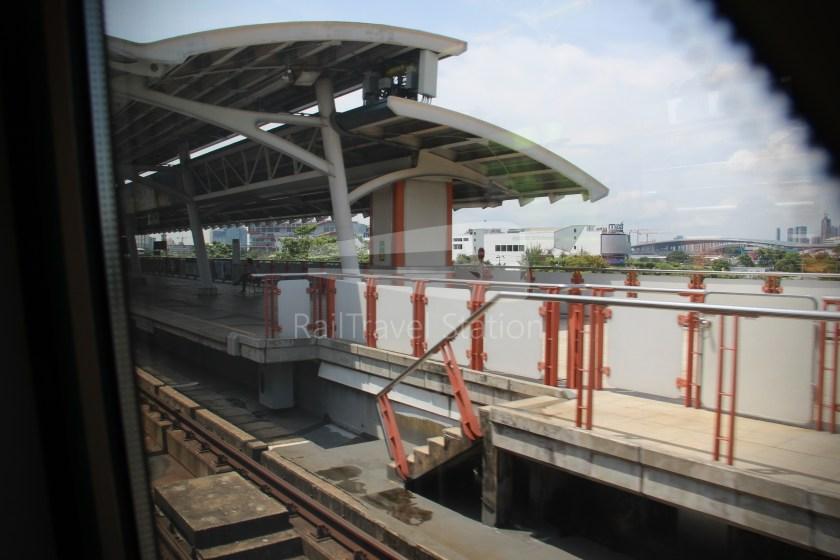 BTS Sukhumvit Line Ha Yaek Lat Phrao Extension 094