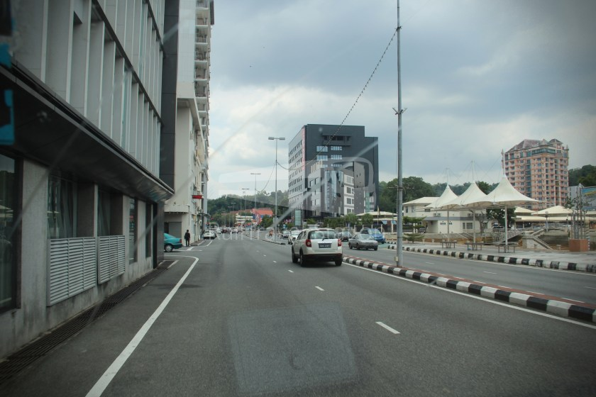 Brunei-Muara Service 01C BSB Bus Terminal Clockwise 003