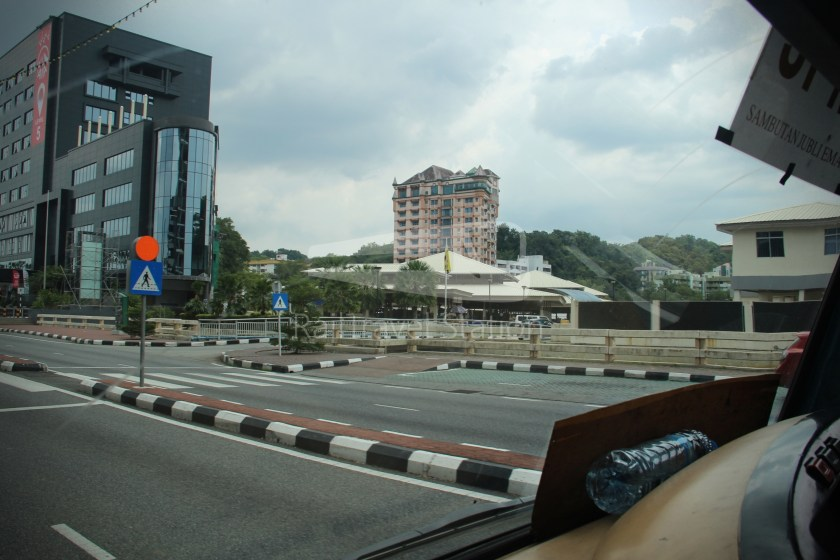 Brunei-Muara Service 01C BSB Bus Terminal Clockwise 004