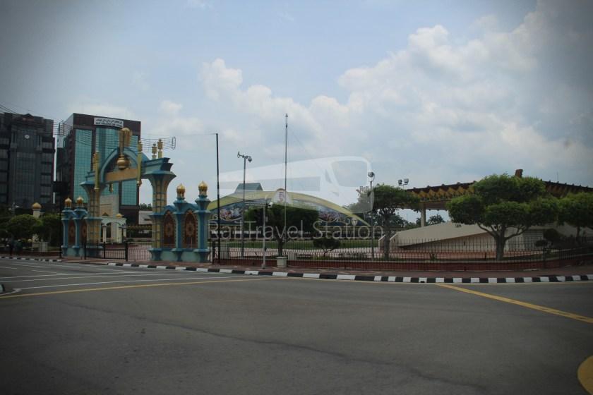 Brunei-Muara Service 01C BSB Bus Terminal Clockwise 009