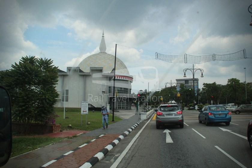 Brunei-Muara Service 01C BSB Bus Terminal Clockwise 012