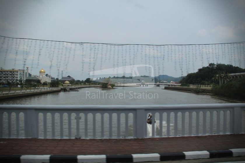 Brunei-Muara Service 01C BSB Bus Terminal Clockwise 016