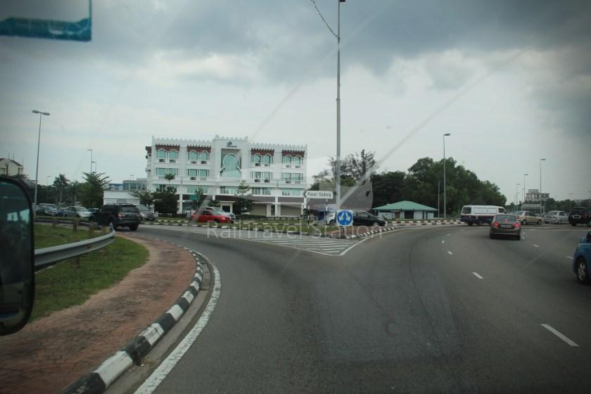 Brunei-Muara Service 01C BSB Bus Terminal Clockwise 033