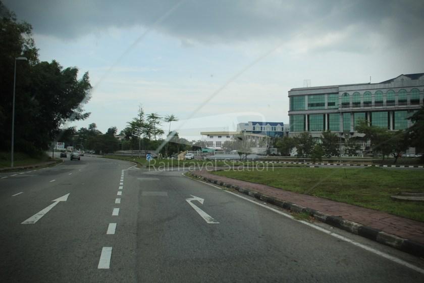 Brunei-Muara Service 01C BSB Bus Terminal Clockwise 034